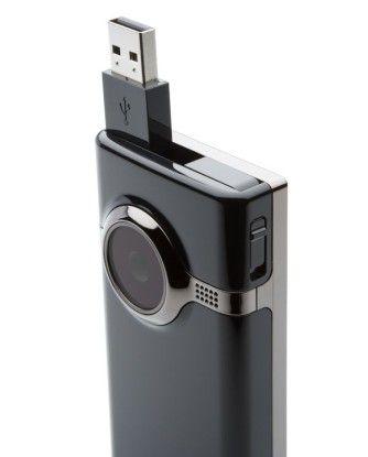 Cisco Flip Mino HD: Kommt per USB an den PC