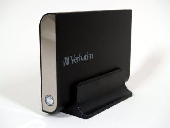 Verbatim Quad-Interface: externe Festplatte.