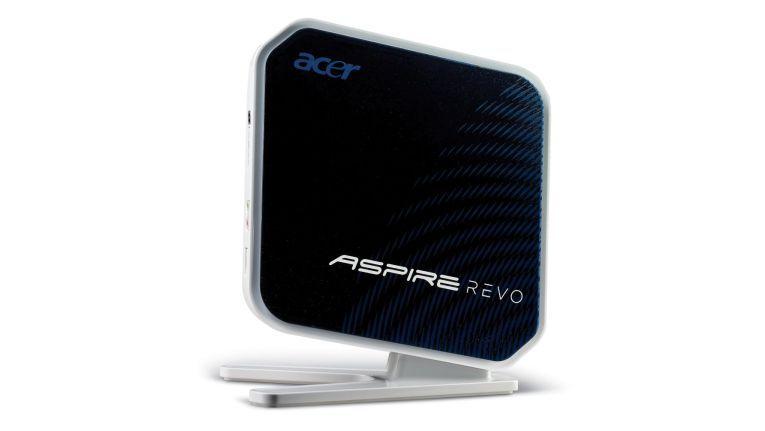"""Kommt mit sinnvollen Verbesserungen: das Full-HD-Netbook """"Acer Aspire R3610 Revo"""""""