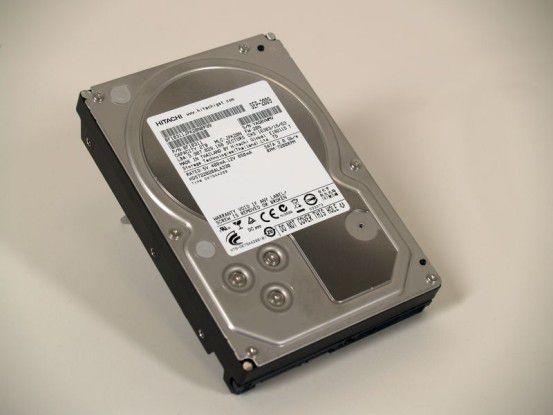 Hitachi Deskstar 7K2000 HDS722020ALA330: 2 Terabyte am Stück