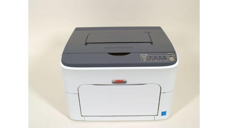 Farblaserdrucker Oki C110
