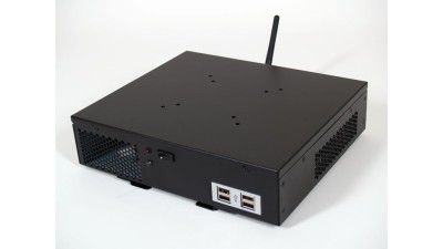 Nettop: Atelco 4media! Nvidia ION + Zotac Atom Mini-ITX im Test