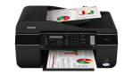 Multifunktionsgerät mit Fax: Epson Stylus Office BX310FN im Test