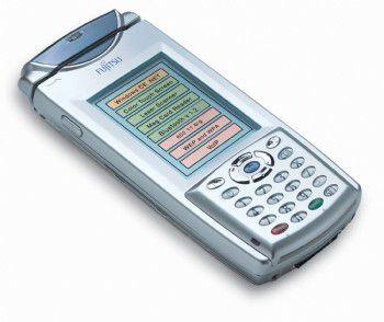 Seit 2002 erhältlich: der Fujitsu iPad.