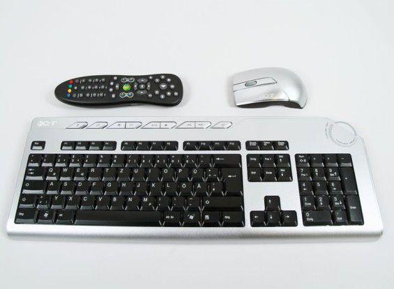 kabellose Eingabegeräte zum Acer Aspire Z5610