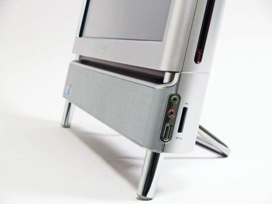 Acer Aspire Z5610: schönes Design und reichhaltige Ausstattung