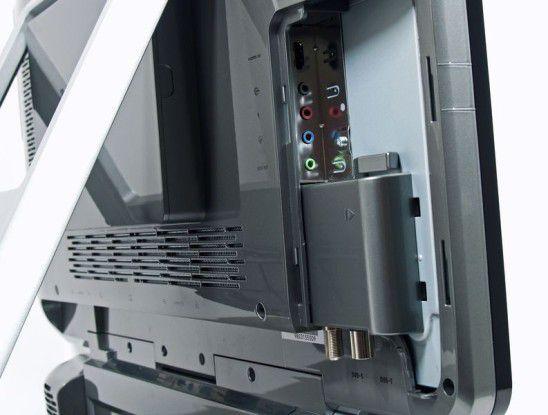All-In-One-PC mit TV-Empfänger für DVB-T und DVB-S