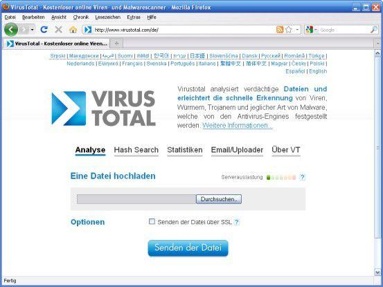 42-facher Viren-Check gratis