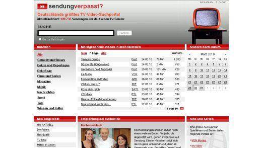 http://www.sendungverpasst.de/