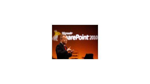 Microsoft SharePoint Server 2010.