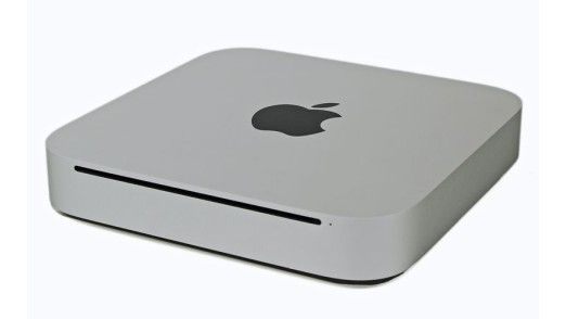 Apple Mac mini im Test.