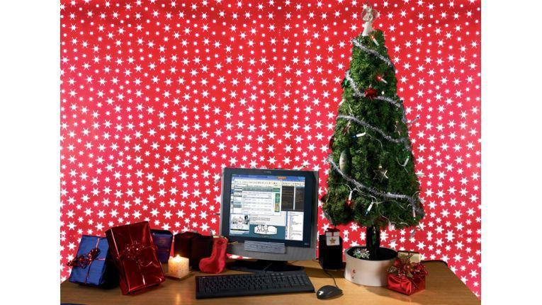 Worauf jedes Jahr zur Weihnachtszeit wieder Verlass ist, ist der verstärkte Versand von Spam- und Phishing-Mails.