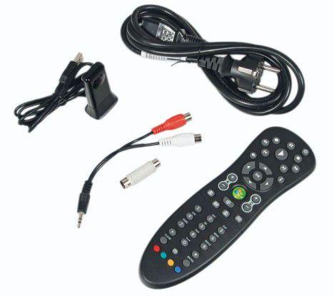 Fernbedienung und Adapter zum Packard Bell Ixtreme I7202 GE