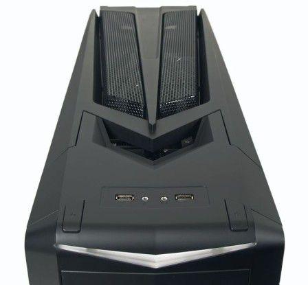 Spiele-PC zum vernünftigen Preis: Ultraforce X6 1090T - ATI HD5870 SATA3