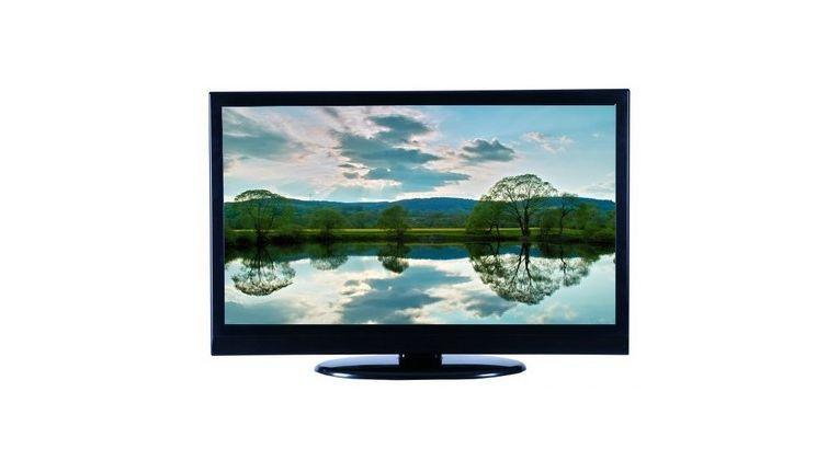 Auch Billiggeräte wie dieser 22-Zöller mit DVD-Player machen den Kohl nicht fett im LCD-TV-Weltmarkt.