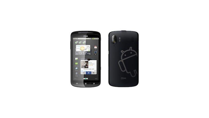 ZTE Skate: Der Hersteller will mit dem Smartphone in das gehobene Marktsegment.