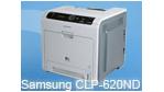 Netzwerkdrucker mit Duplex-Einheit: Samsung CLP-620ND