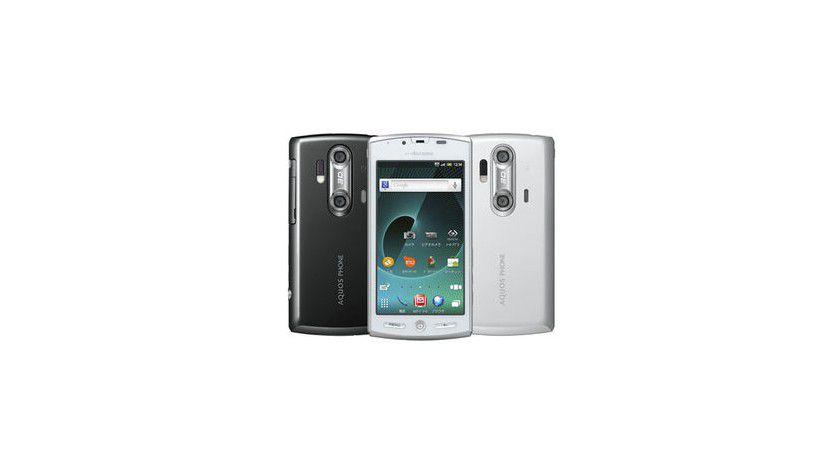 Aquos Phone SH-12C: Sharp startet den Verkauf in Japan.