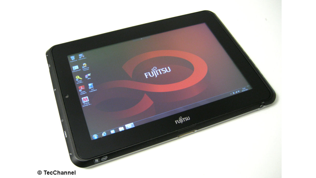 Tablet mit Windows 7 und Intel Atom Z670