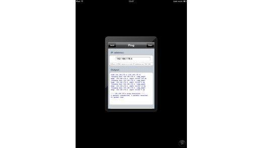 Darstellungsfragen: iPhone-Apps lassen sich auf dem iPad betreiben.