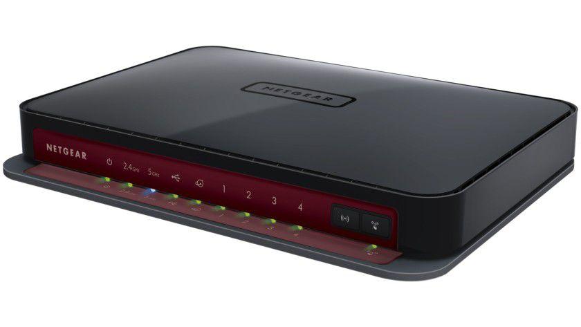 Fernzugriff: Über die sogenannte Readyshare-Remote-Funktion greift der Benutzer auf am Router angeschlossene USB-Geräte von jedem Mac, PC oder übers Internet verbundene Smartphone oder Tablet zu.