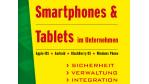 TecChannel-Ratgeber mit über 350 Seiten: Smartphones und Tablets im Unternehmen