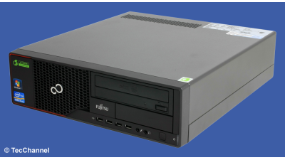 Green-PC und vPro-Technologie: Fujitsu Esprimo E900 0-Watt-Office-Desktop im Test