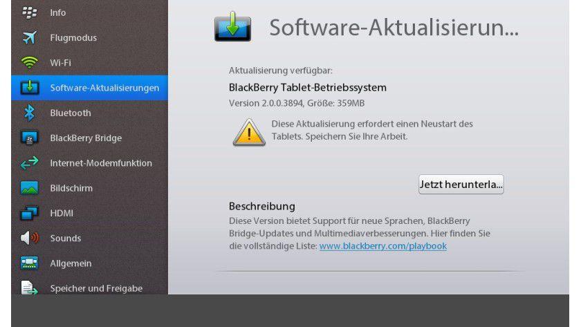 Update: Über die Entwicklerseiten kann man die Vorabversion des Tablet-Betriebssystems installieren.