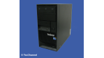 Flotter Server für Einsteiger: Lenovo Tower-Server ThinkServer TS130 im Test