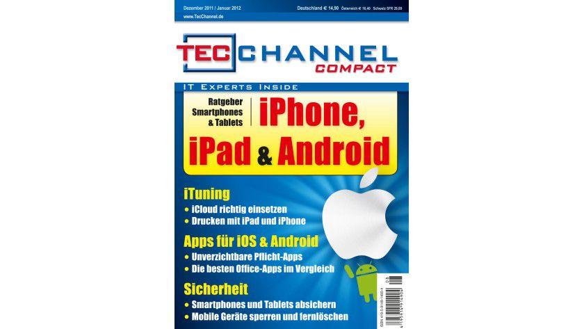 """TecChannel Compact 08/2011: 160 Seiten Praxisbeiträge und Grundlagen rund um das Thema """"Mobile""""."""