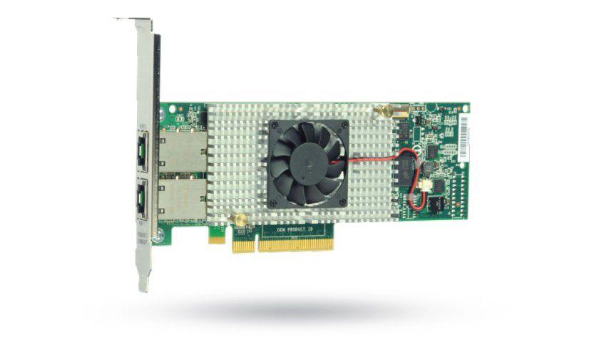 Kontakt bitte: Der Adapter der One-Connect-Familie kann mit einem Cat-6- und Cat-6a-Netzwerkkabel verwendet werden.