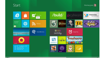Windows 8 im Business-Einsatz