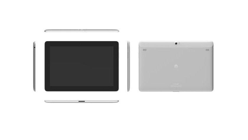 Hochauflösend: Das 10-Zoll-Tablet bietet eine Bildschirmauflösung von 1920 x 1200 Bildpunkten.