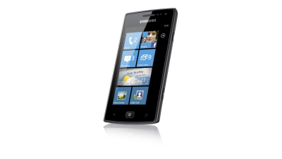 Günstiges Smartphone mit Windows Phone 7.5: Samsung Omnia W im Test - Foto: Samsung