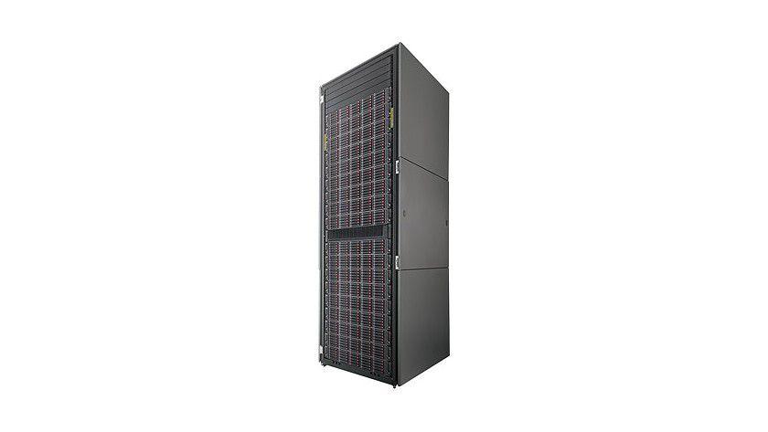 Speicher-Array: Mit der Managementsoftware HP Command View EVA lässt sich unter anderem die P6000-Serie von Hewlett-Packard verwalten.
