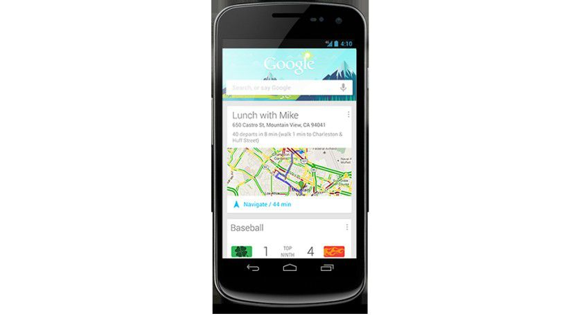 Automatisierung: Google Now soll Android-Smartphones intelligenter machen.