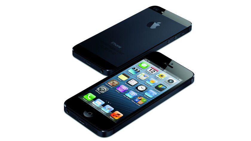 iPhone 5: Das erste offizielle Foto.