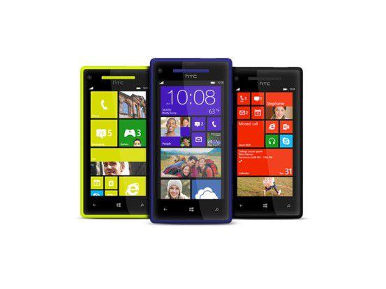 Windows Phone 8.1 kommt jetzt auch auf das HTC 8X