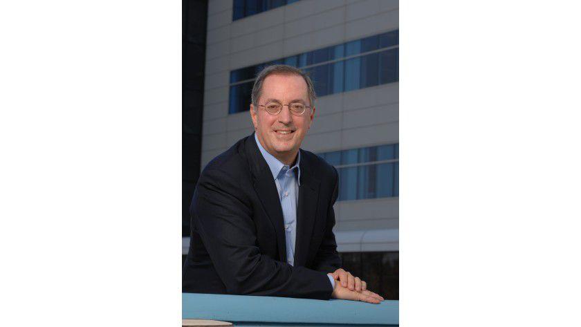Paul S. Otellini, der Präsident und Chief Executive Officer (CEO) von Intel, räumt im Mai 2013 den Chefsessel bei Intel.