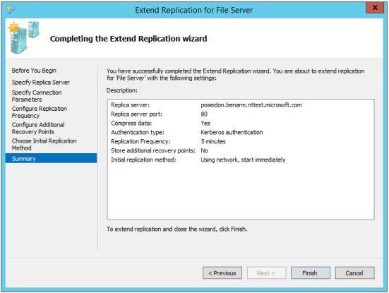 Extender: Windows Server 2012 R2 Hyper-V erlaubt eine flexible Erweiterung der Replikation.