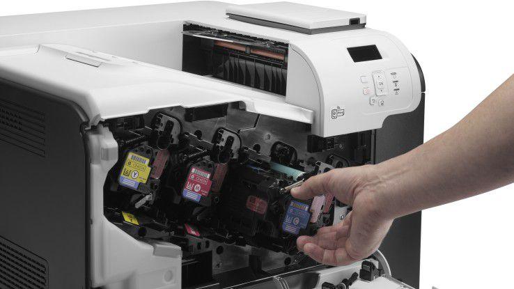 HP inc. will mit der Übernahme der Samsung-Drucker-Sparte sein Business im Bereich High-Volume-Printing und Copying im Offivce-Umfeld ausbauen.
