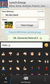 Messenger WhatsApp wartet jetzt auch mit einer Push-to-Talk-Funktion auf.