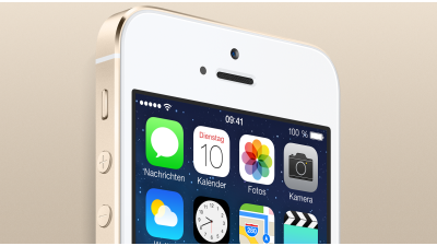 iPhone 6: Apple testet angeblich schärferes iPhone-Display - Foto: Apple