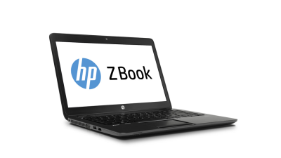 Bis Core i7 und Full HD: HP ZBook 14 - Workstation im Ultrabook-Format - Foto: Hewlett Packard