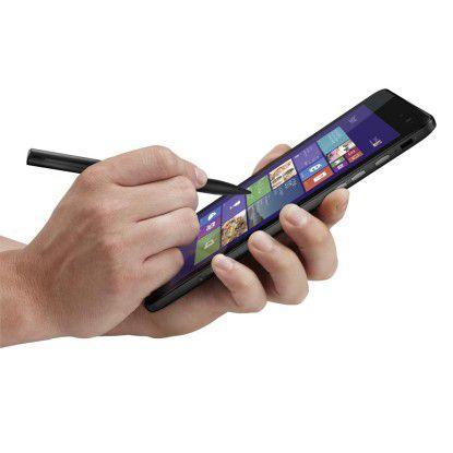 Steht der Daten-Konsum im Vordergrund, dann reicht meist beim Dell Venue 8 Pro die Pen- oder Toucheingabe.