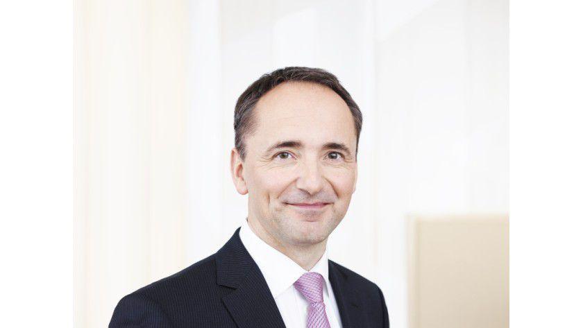 """SAP Co-CEO Jim Hagemann Snabe: """"Am Ende zählt, wie viel Software wir insgesamt verkauft haben."""""""