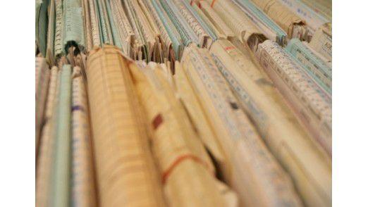 Vorschriften: Gesetzliche Standards sollen für einen sicheren Umgang mit Daten sorgen.