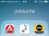 Die besten iPhone-Apps für die Jobsuche