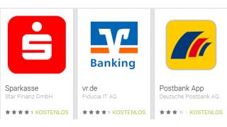 Mobile Geldverwaltung mit dem Smartphone: Die besten Finanz-Apps für Android