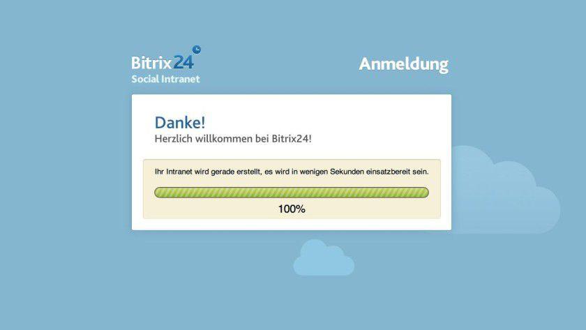 Bitrix24: Das Tool beinhaltet eine umfangreiche und vielseitige Collaboration-Plattform.